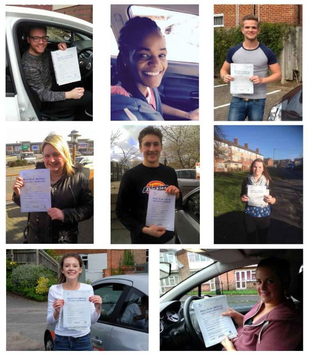 Intensive Driving Courses Leicester